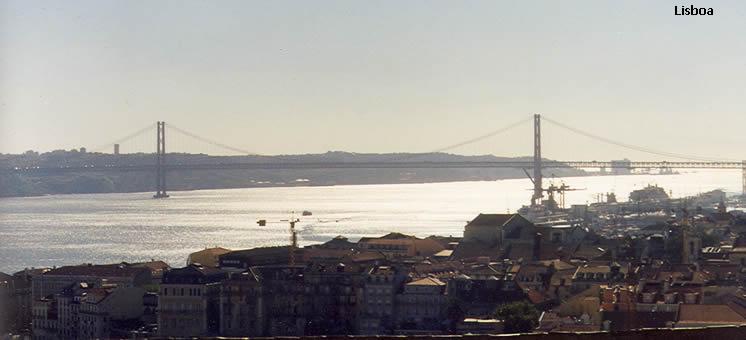 Rio Tejo, Lisboa