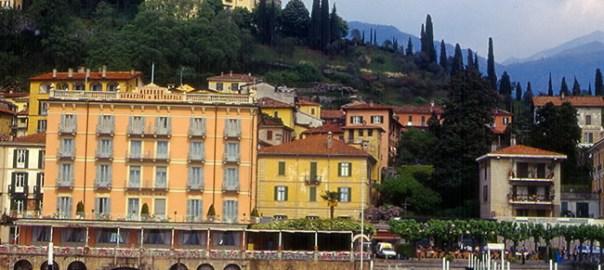 Lago di Como, Itália -