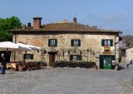 Monteriggioni, Toscana, Itália