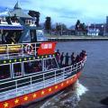 Passeio de barco no Rio Tigre, Buenos Aires