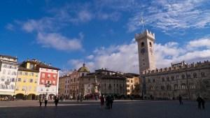 Piaza del Duomo, Trento