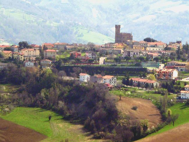 Regione Marche, Italia