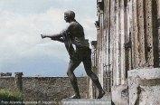 Ruínas de Pompeia, Itália - Foto Manual do Turista