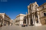Siracusa, na Sicília