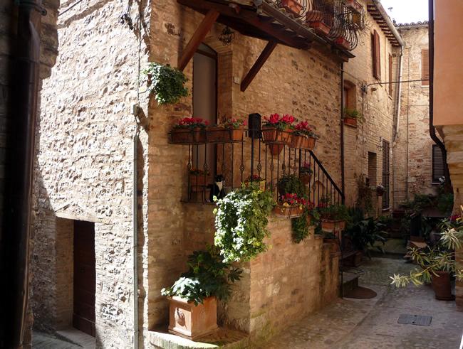 Spello, Úmbria, Itália