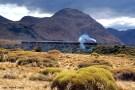Trem em Esquel, Patagônia