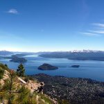 Vista panorâmica do Cerro Otto