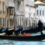 Veneza, Itália, gondoleiro