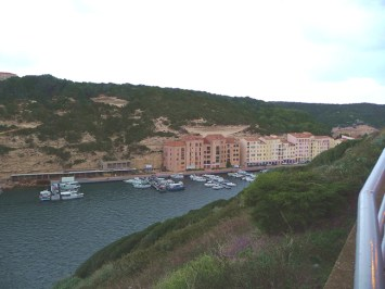 Bastia, Córsega