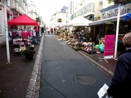 Bayeux, feira