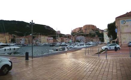 Bonifacio, porto