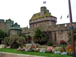 Bretanha, Sto-Malo, cidadela