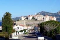 Calvi, vista da Cidadela