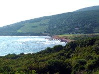 Cape Corse, costa ocidental