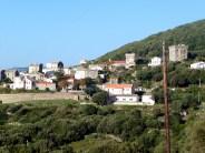 Cape Corse, povoado