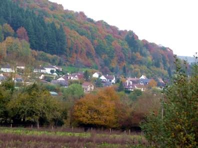 Normandia, Honfleur, arredores