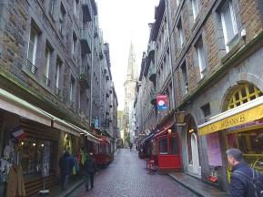 Saint-Malô, rua
