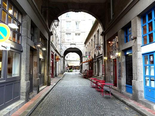St-Malu, Bretanha