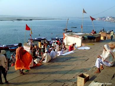 Benares e o Ganges