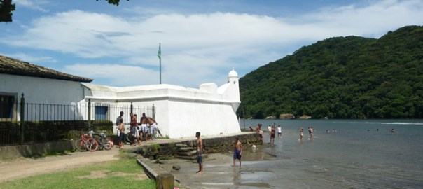 Forte de Bertioga