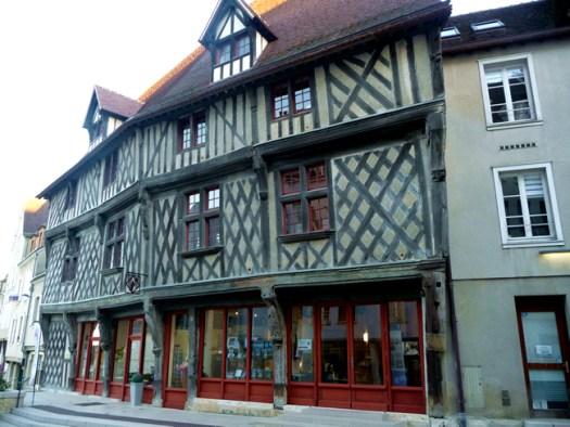 Chartres, arquitetura