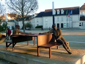 Chartres, esculturas