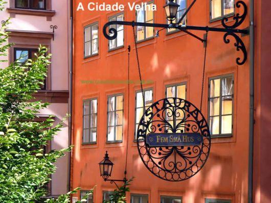 Cidde Velha de Estocolmo