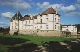 Cormatin, castelo