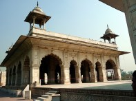 Delhi, interior do Red Fort