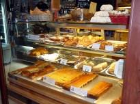 Doces e pães