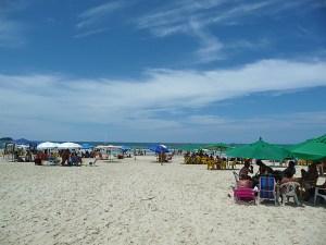 Guarujá, Praia da Enseada