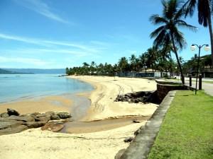 Ilha Bela, Praia de Itaguassu