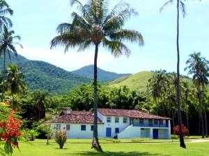 Ilha Bela mansão colonial