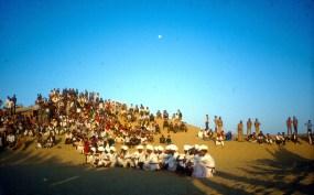Jaisalmer, festival no deserto