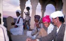 Jaisalmer, músicos