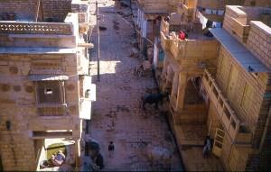 Jaisalmer, rua