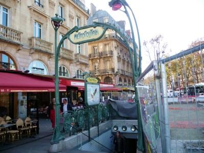 Quartier Latin: Placeô Saint-Michel
