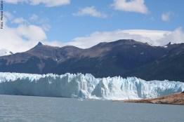 Panorâmica do Glaciar Pertito Moreno, Argentina