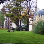 Paris, outono