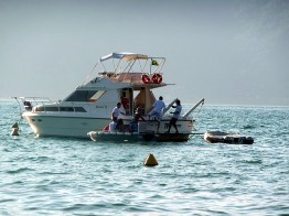 Passeio de barco, São Sebastião RJ