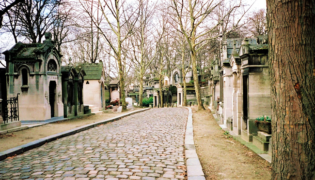 Pere Lachaise - Foto Jim Linwood CC BY
