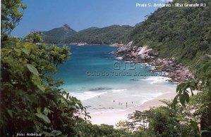 Praia de Santo Antonio, Ilha Grande RJ