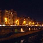 Quartier Latin à noite