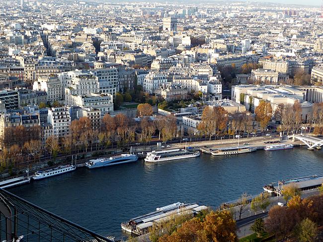 Rio Sena, Paris
