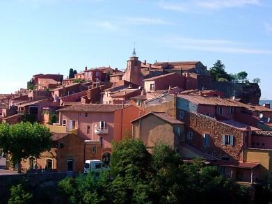 Roussillon, Provence