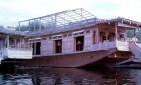 Srinagar, Cashemira, house-boat