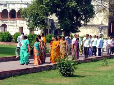 Velha Delhi, Red Fort