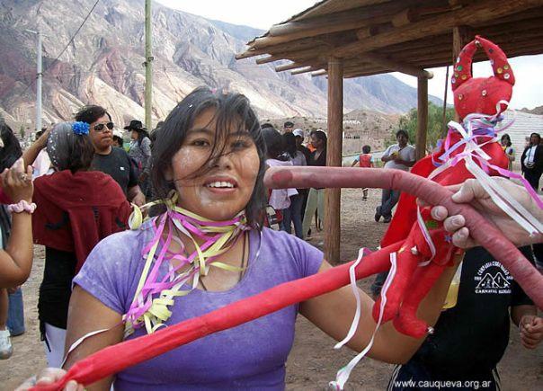 Carnaval na Quebrada de Humahuaca