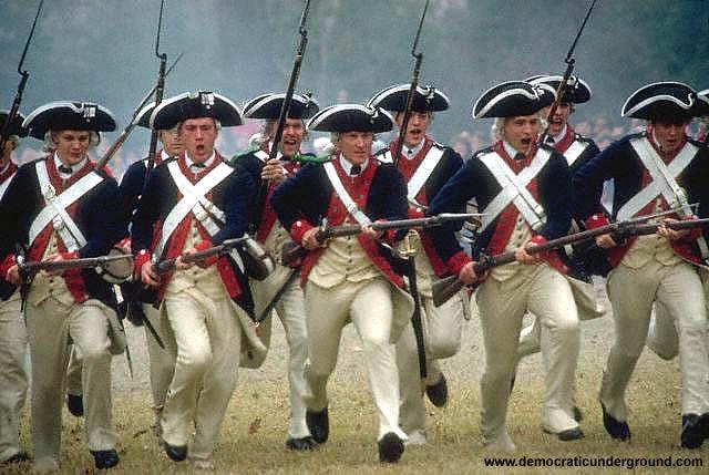 Guerra da Independência nos Estados Unidos