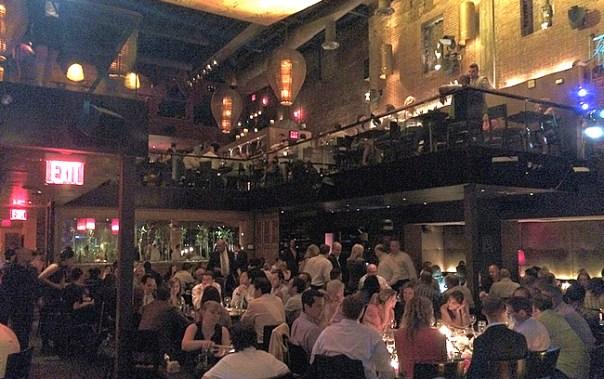 Restaurante em New York - Foto Arild Finne Ny bø CC BY